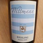 Wittmann – Riesling 2019