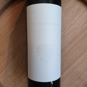Cuvée de 2400 Cols – Grand Vin de Bordeaux 2015