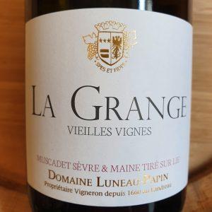 La Grange de Domaine Luneau-Papin 2019