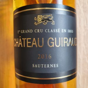 Château Guiraud – 1er Grand Cru Classé – Sauternes 2016
