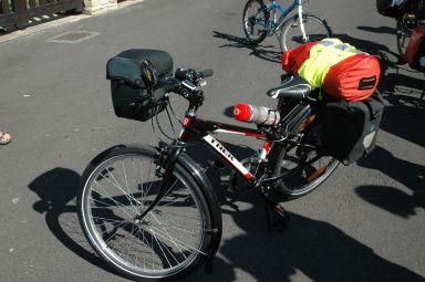 Le vélo de Joseph (9 ans)
