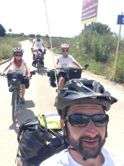 Selfie route