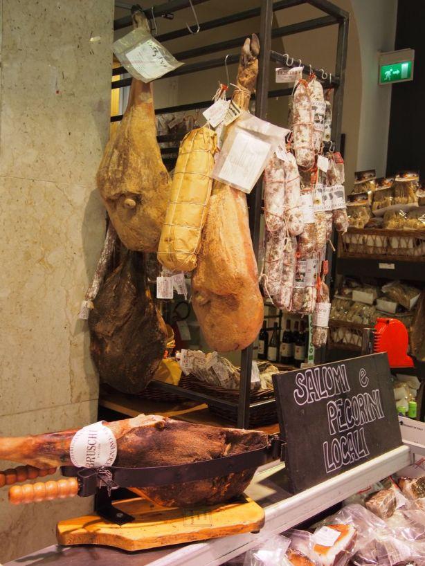La cuisine italienne : la salaisonnerie