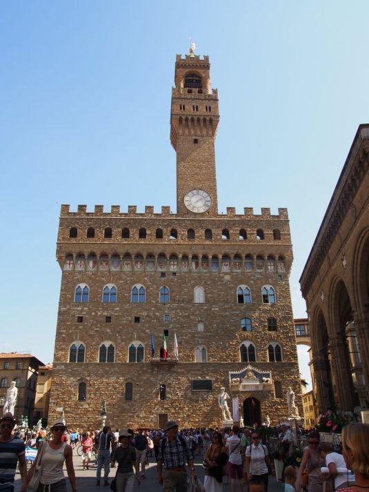Firenze : Palazzo Vecchio