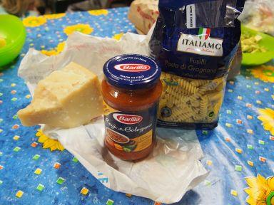 """La cuisine italienne: """"Pour les Nuls"""" !"""