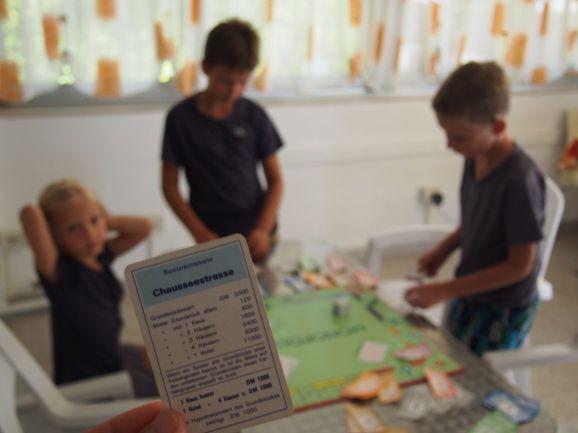 Monopoly: en Allemand c'est pas facile !