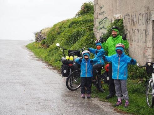 Un col à 1150 sous la pluie : mais si c'est bien !