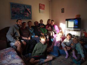 Superbe accueil chez les Hikaj en Albanie