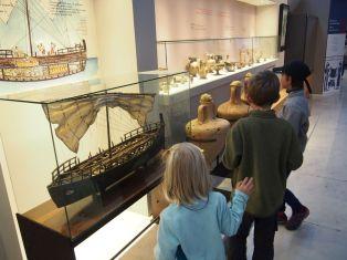 Au musée archéologique de Thessalonique