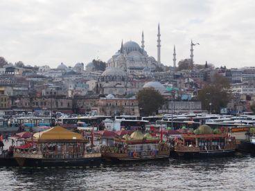 Istanbul quartier Eminonü