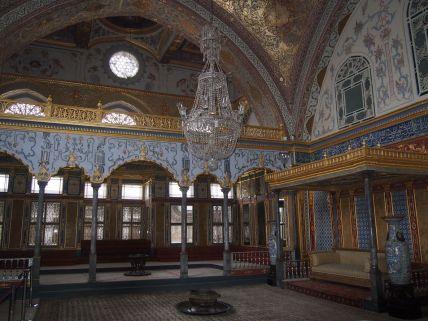 Visite du harem du Sultan : ses appartements