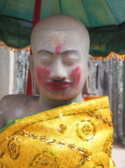 Bouddha lipstick
