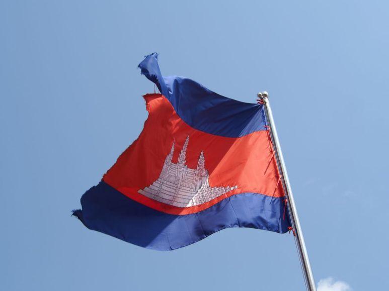 Arrivée au Cambodge à Poipet