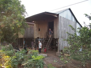 la maison de Cong Thon