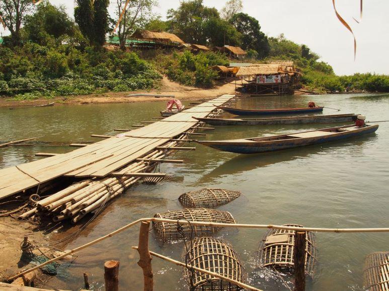 Bord du Mékong