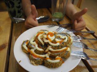 Dégustation de sushis