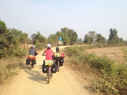 Sur les pistes des îles du Mékong