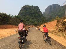 Découverte de la campagne de Vang Vieng