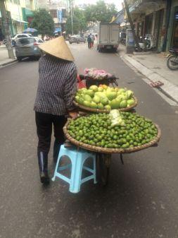 Et encore un dans les rues d'Halong City