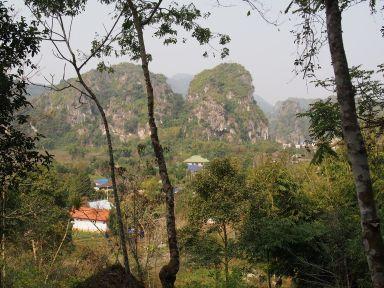Vieng Xai, lieu de naissance du parti communiste laotien