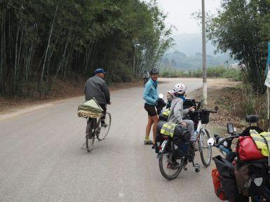 Sur les routes de campagne