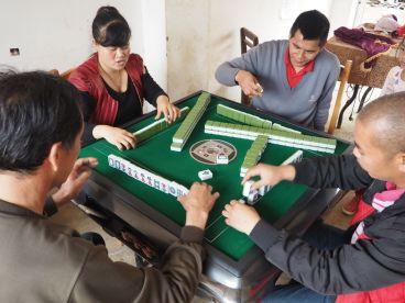 L'omniprésence du jeu en Chine (ici avec de l'argent)