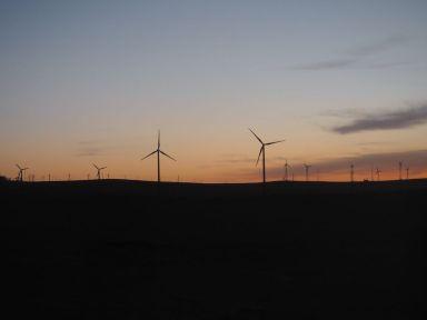 De l'énergie dans le Gobi