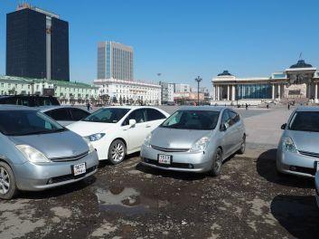 Des Prius en pagaille (1 voiture sur 3)