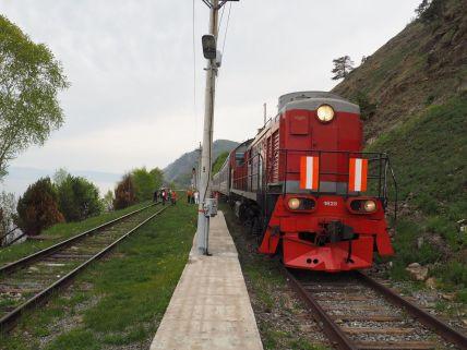 Circum Baïkal train