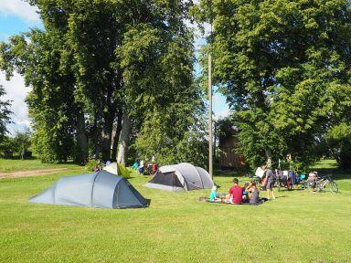 Camping chez l'habitant