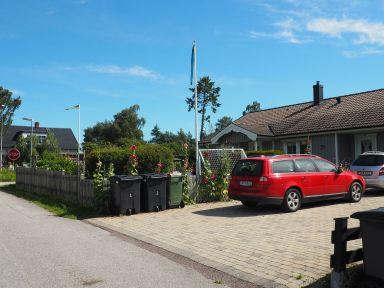 Drapeau, Volvo, poubelles numérotées: les normes suédoises!
