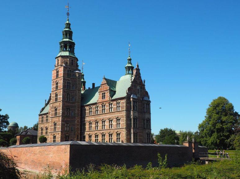 ... A côté du château de Rosenborg