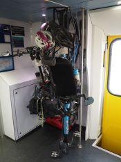 Pas réussi à obtenir plus de 2 places vélo dans le même train ...