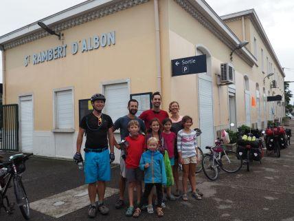 Félicitation les Loquai, vous êtes prêts pour le voyage à vélo!