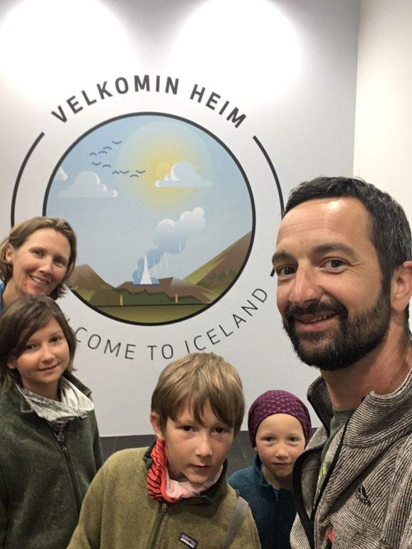 Bienvenue en Islande