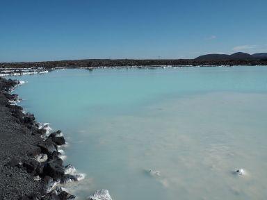 Passage quasi obligé au fameux Blue Lagoon réputé pour ces eaux chaudes purificatrices