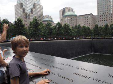 Visite de l'impressionnant site de Ground Zero