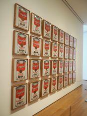 Nous visiterons aussi le MOMA et ses tableaux emblématiques