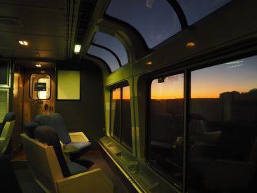 Magnifique aube sur les plaines du Nebraska