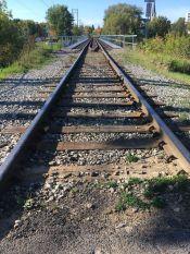 Après plus de 1000 km de balades nous retournons à Montréal en train