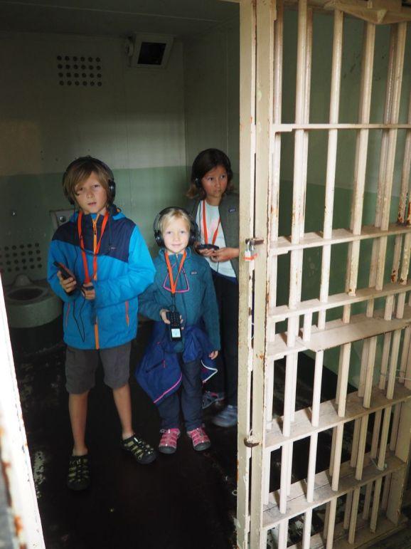 On a retrouvé les trois fugitifs!