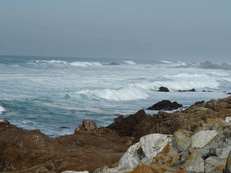 La côte escarpée
