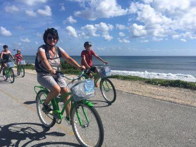 La belle vie à bicyclette