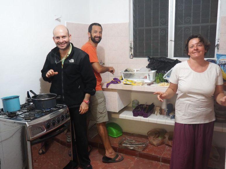 Pablo nous fait découvrir la cuisine locale