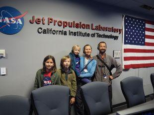 Visite d'un labo de la NASA: le JPL.