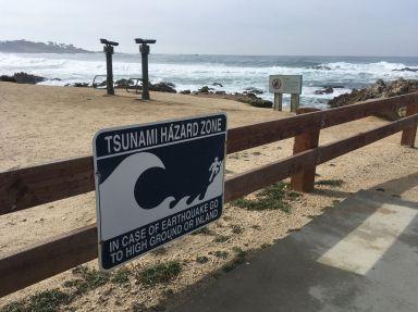 Et oui, la Californie est une zone sismique intense