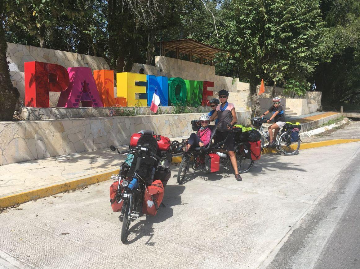 Et nous voilà à Palenque