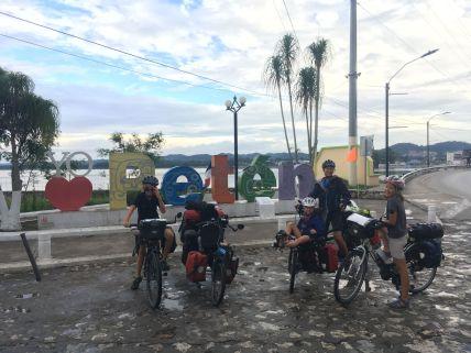 Nous sommes dans le département de Peten, le plus au nord du Guatemala