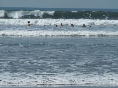 Toujours à la plage