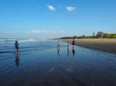 La plage pour nous